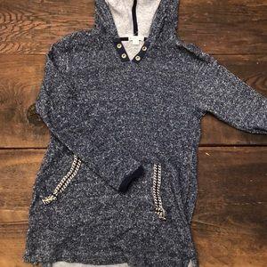 Crewcuts Navy Blue Kids Size 12 Sweatshirt